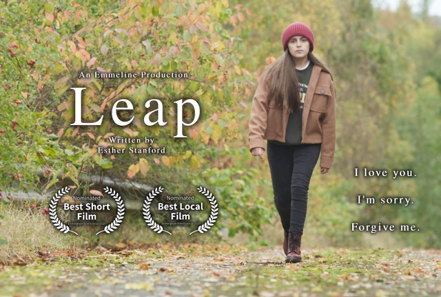 Leap Promotional Poster